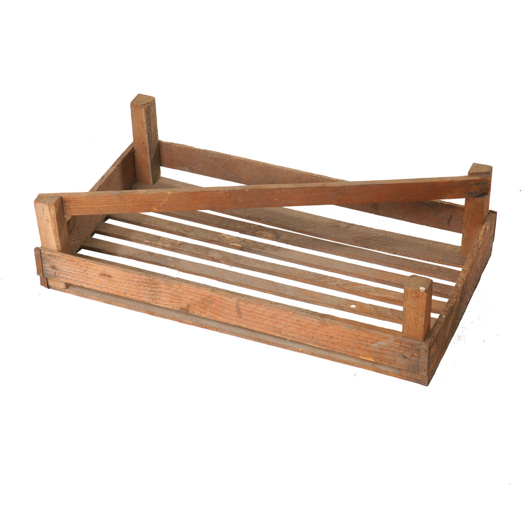 Kartoffelsteige mit langem Tragegriff (Tablett) 60x34,5x17cm