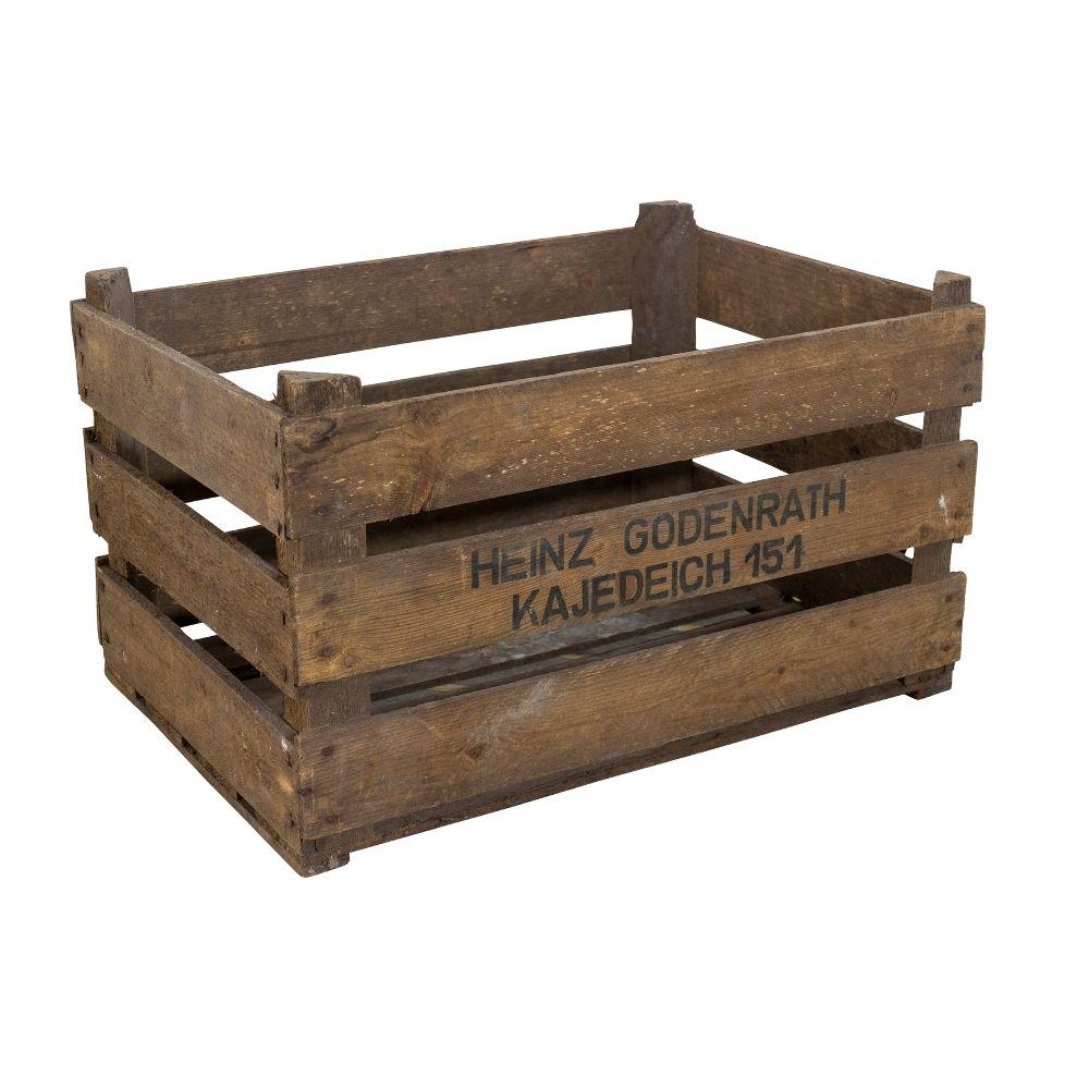 Gebrauchte Kiste