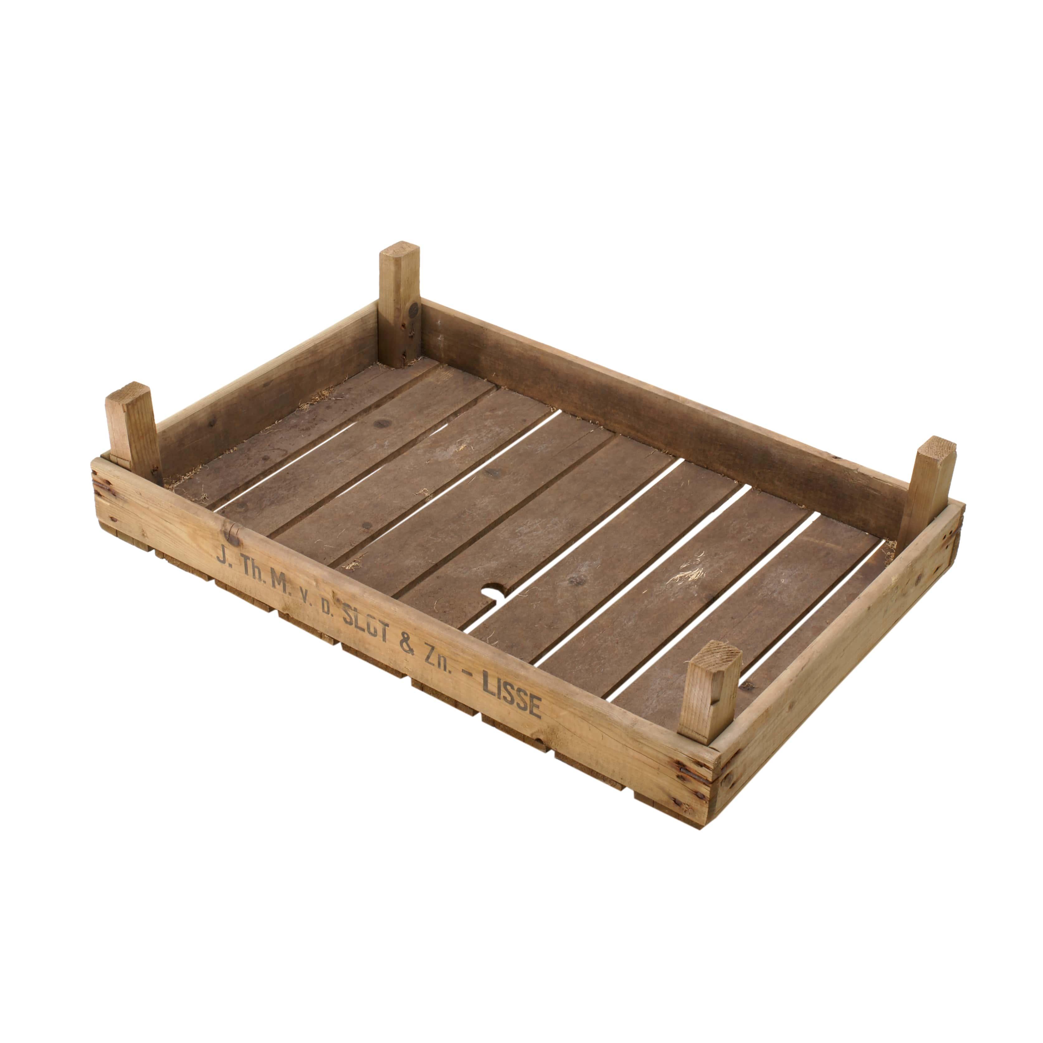 Stabile Holzsteige 75x51x9cm
