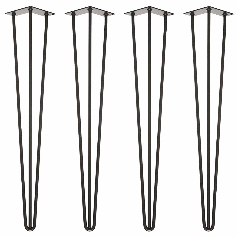 Hairpin Legs Tischbeine 3 Stangen/70cm