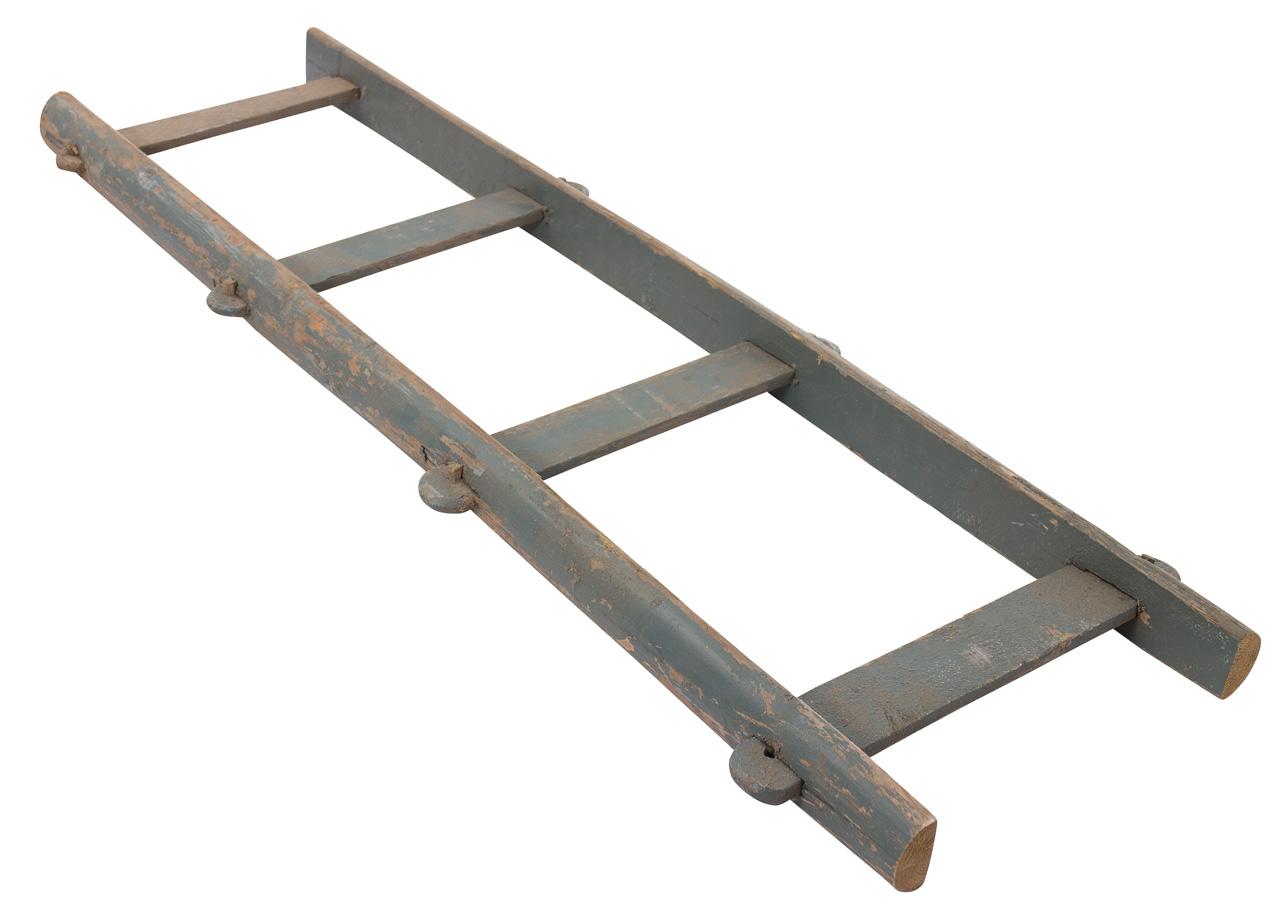 Originale Altländer Holzleiter 100cm