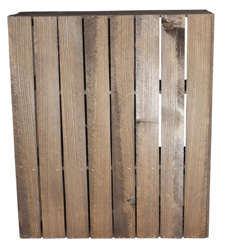 b ro schreibtisch unterbau aus gebeizten holzkisten links 74x65x25cm obstkisten. Black Bedroom Furniture Sets. Home Design Ideas
