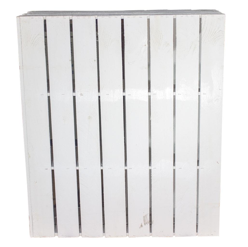b ro schreibtisch unterbau aus wei en holzkisten rechts 74x65x35cm obstkisten. Black Bedroom Furniture Sets. Home Design Ideas
