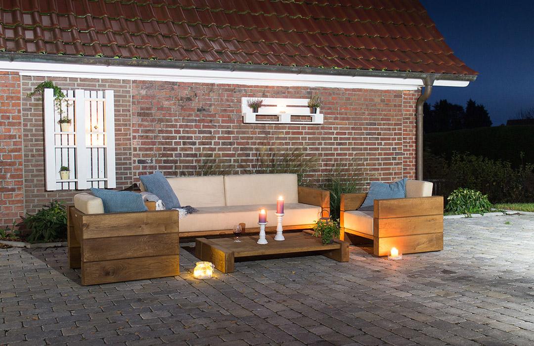 by vinterior vinterior design sitzlounge aus massivem eichenholz obstkisten. Black Bedroom Furniture Sets. Home Design Ideas