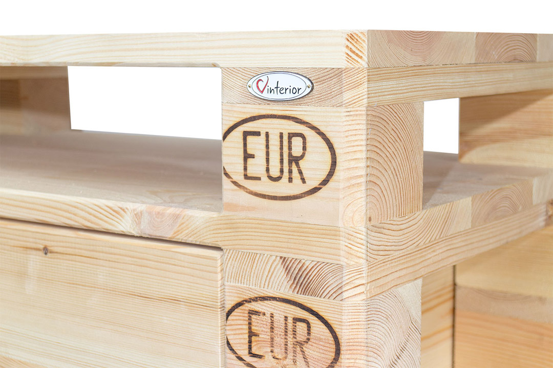 by vinterior helle vinterior kommode aus palettenholz 90x52x49cm obstkisten. Black Bedroom Furniture Sets. Home Design Ideas