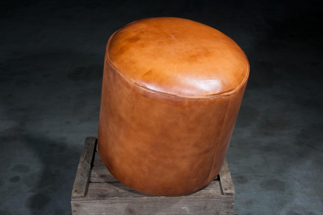 alle m bel leder pouf marokko 40x40cm obstkisten deutschlands gr te auswahl. Black Bedroom Furniture Sets. Home Design Ideas
