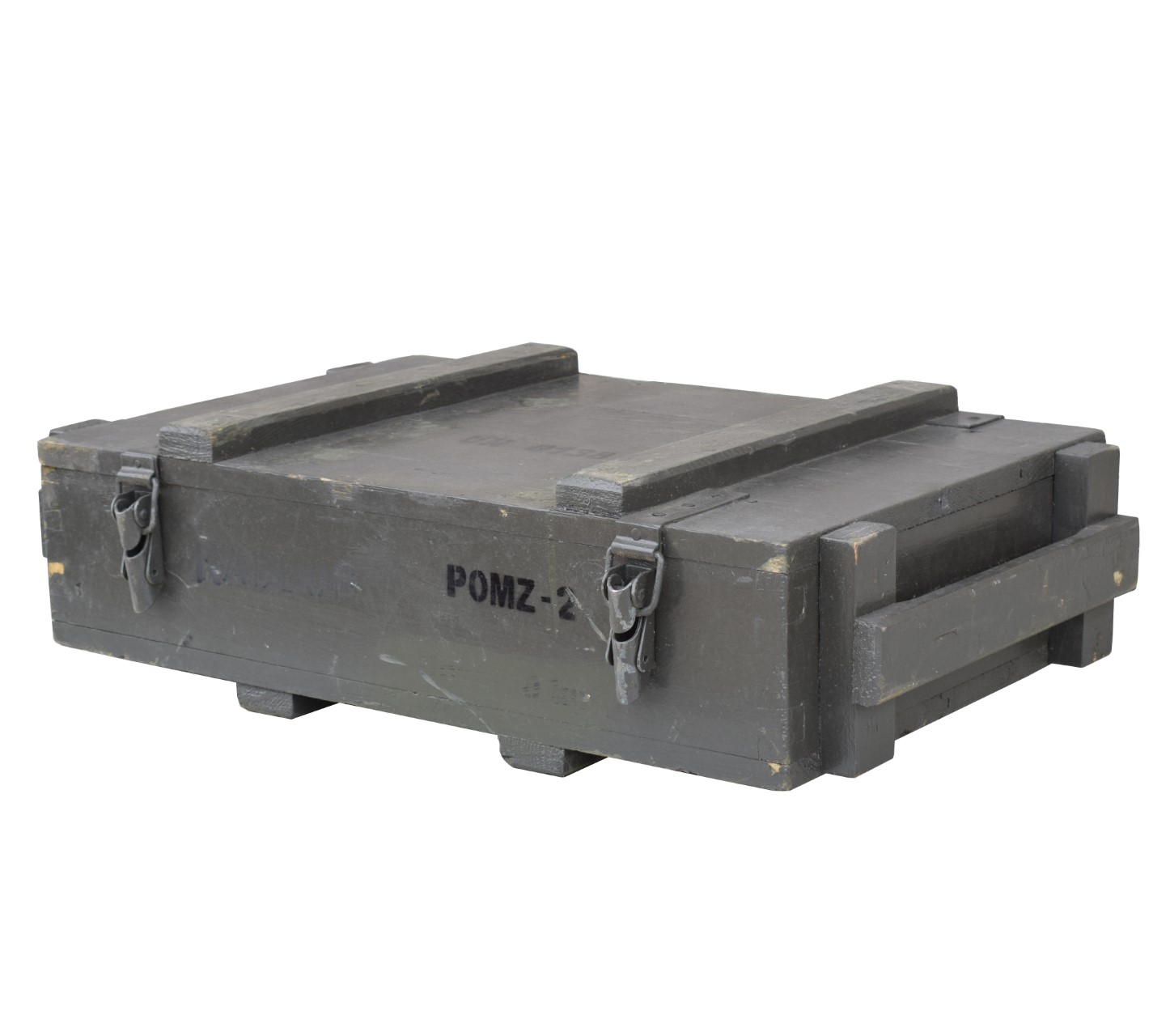 Kleine Munitionskiste POMZ II 65x39x19cm
