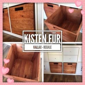 farbige produkte 12x holzkiste used f r kallax regale 33x38x33cm obstkisten. Black Bedroom Furniture Sets. Home Design Ideas