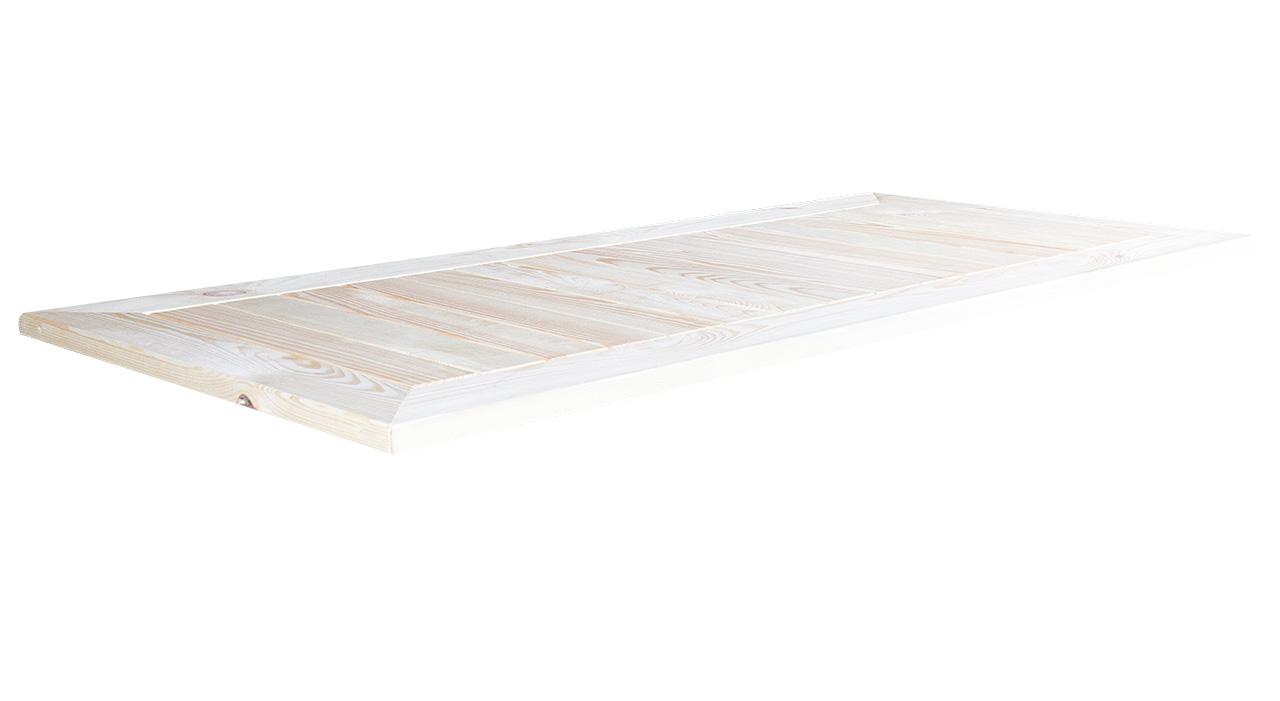 Schreibtisch helle Holzplatte 150x70cm